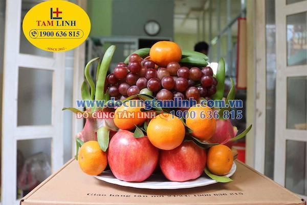 5 loại trái cây dùng để cúng động thổ